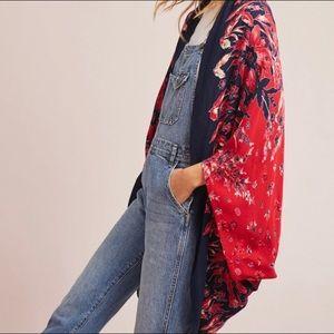 Floreat Annalisa Cocoon Kimono